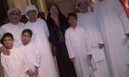 محمد القبيسي ورحلة مع الشباب الصغار